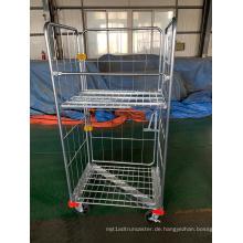 Wheels Carts Hochleistungslogistik-Käfigwagen