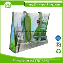 Promotion Grocery Shopping Matt Laminated PP Nonwoven Bag