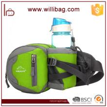 China Factories Hotsale Outdoor Fitness Elastic Sports Waist Bag Running Belt