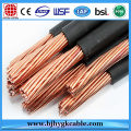 Cable solar fotovoltaico TUV estañado cobre conductor 6 mm2