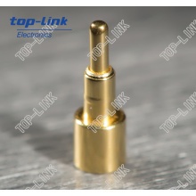 Brass Pogo Pin for SMT with Small Diameter 0.6