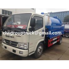 DFAC Kaipute для очистки канализационных всасывающих грузовиков