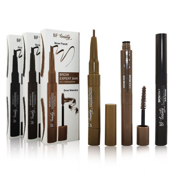 Brow 2 in1 3D Mascara Stick Sourcils Réutilisable