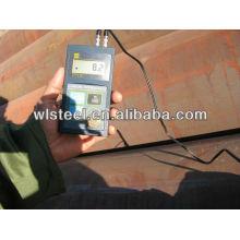api 5l x52 / x42 / gr.b sch 80 tubos de acero al carbono proveedores