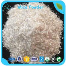 La industria de adhesivo para revestimiento de suelos epoxi utilizó 325 malla de polvo de mica