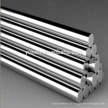 10 mm reine Wolfram Rod Preis pro kg
