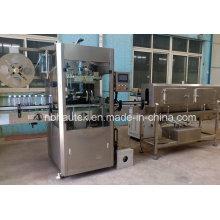 Mineralwasserflasche Automatische PVC Sleeve Etikettiermaschine