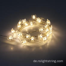 Kitty Cat Fairy String Licht Beleuchtung Dekor