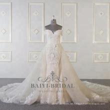Spätestes Entwurfsknechts-Hochzeitskleid der Großhandels-sexy Meerjungfrau brautkleid