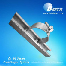 Abrazaderas de cable de accesos de canal de puntal (CE, UL, cUL, TUV, ISO)