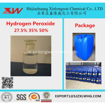 Waterstofperoxide H2O2 35%, 50% food grade