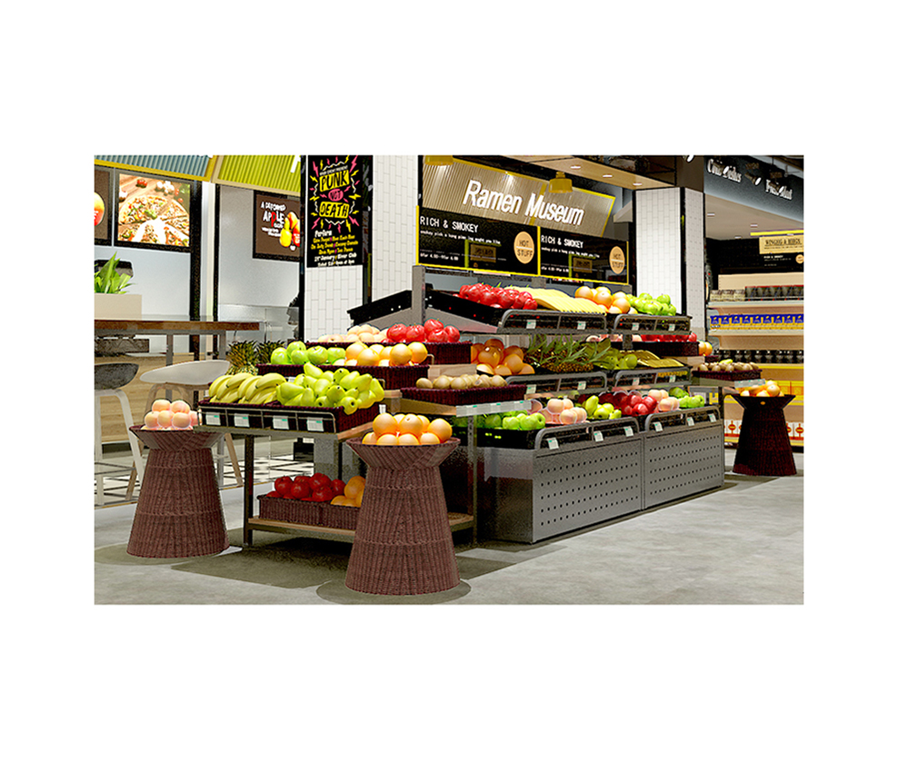 Fruit Rack For Shops
