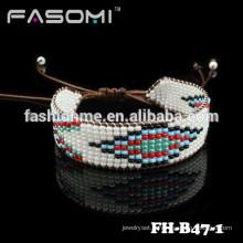 nouveau bracelet à breloques réglable wrap 2015 graine perle