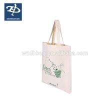100%Cotton Handbag Recyclable Cotton Advertising Bag