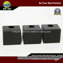 Подвергать механической обработке CNC Электрические, используемые куб Анодирует алюминиевые случаи с ЧПУ