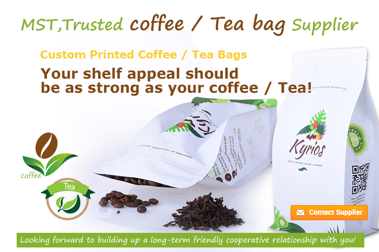 coffee tea bags