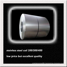 Stainless Steel AISI 316L Coil for Heat Exchanger Tube Manufacturing