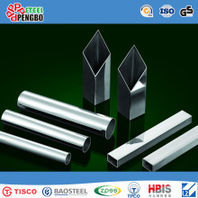 High-Quality 316L Stainless Steel Welded Pipe