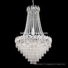 Lustre moderne en cristal italien éclairage de haute qualité 71055