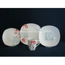 Оптовый дешевый керамический набор обеда