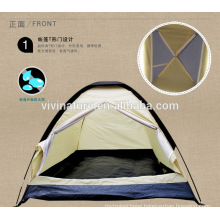 Useful High Quality Cheap Easy Taking Outdoor Tent\Fastness Wilder Outdoor Waterproof Summer Camp Tent