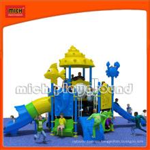 Mich Outdoor Kids Playground Plastic Slides (5235A)