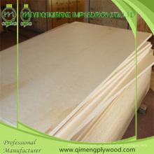 Bbcc Grade 12 milímetros de madeira contraplacada comercial de China