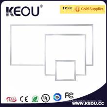 CE/RoHS alta eficiencia Super fino 600 * 600 LED Flat Panel Light