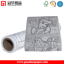 SGS Good Quality Customized Offset Drawing Paper