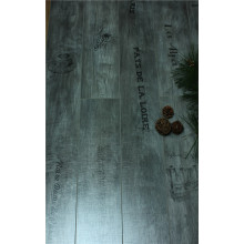 8.3mm Pearl Walnut V-Grooved Sound Absorbing Laminate Floor