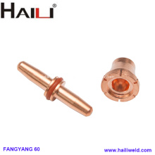 Consumíveis para cortador a plasma Fanyang 60
