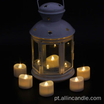 Temporizador operado por bateria LED candle light candle