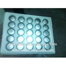 Button cell battery CR927-CR2477