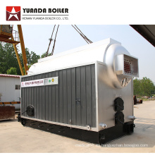 Caldera de vapor de carbón de 6 t / h para fábrica textil
