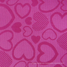 Jacquard Foam Backing Polyester Fabric