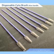 Cepillo de citología de cepillo de colección cervical