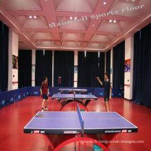PVC Sport Floor pour tennis de table