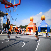 FIBA 3X3 Official Court Flooring Basketball Court