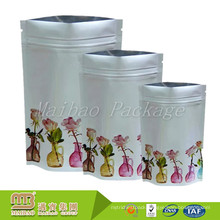 Eco-Friendly Heat Seal Packaging Custom Colored Printed Mylar Aluminum Foil Mini Pouches
