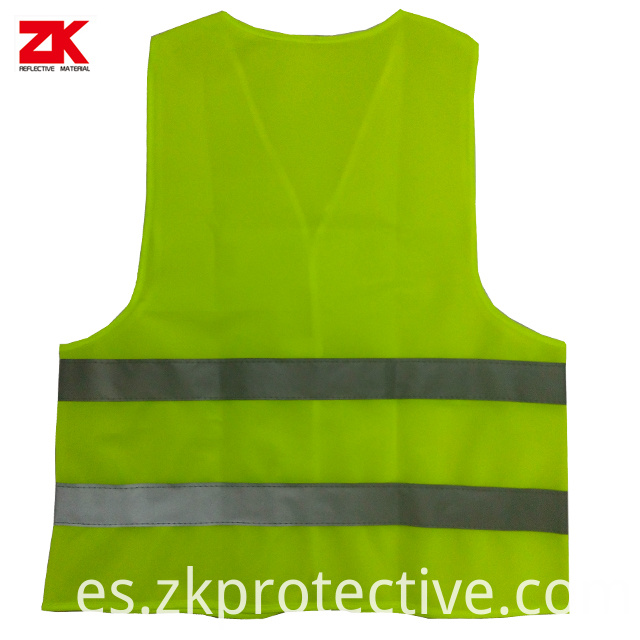 14 Safety Vest Back