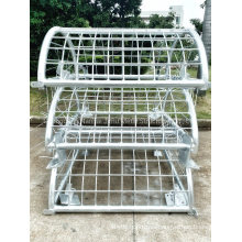 Hot DIP Galvanized Steel Structural Drainage Cover Metal Structure