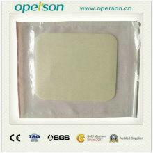 Aderezo médico de la herida de la espuma con CE e ISO aprobado