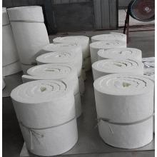 Couverture en fibre de céramique pour résistance au feu et isolation thermique