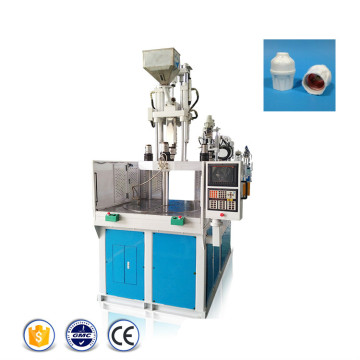 Vertikal Plast Rotary Table Extruder Molding Machine