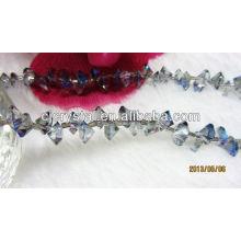 Perles de verre mélangées
