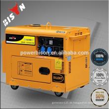BISON (CHINA) 4.2kw Geräuschloser Dieselgenerator