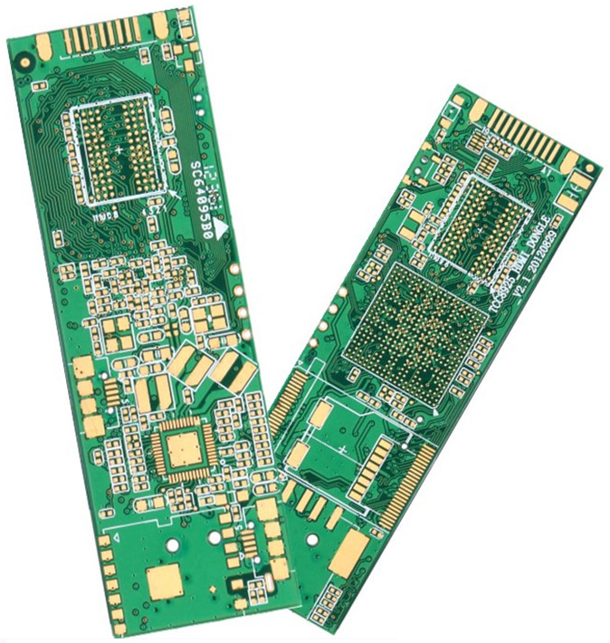 Double-Sided High-Frequency PCB