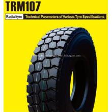 Rockstar Truck Tyre 11R22.5 Steel and Trailer Tyre