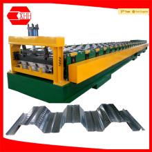 Galvanized Steel Floor Deck Sheet Machine (Yx51-750)