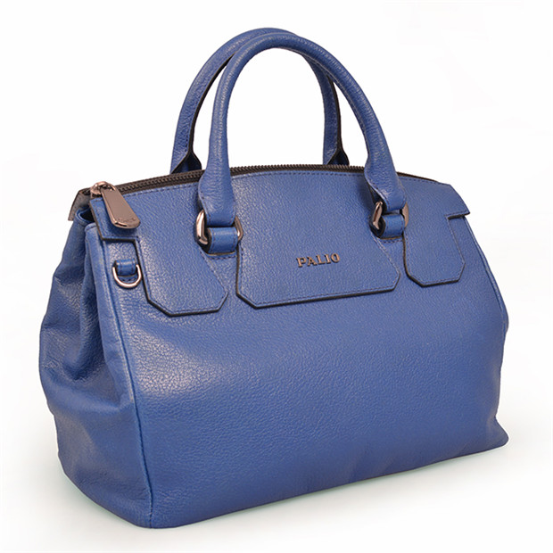 lady large tote bag custom genuine leather bags